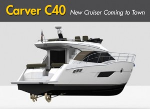 Carver C40: A New Cruiser is Coming to Town
