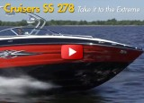 2014 Cruisers Sport Series 278 Extreme Package: Video Boat Review