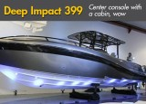 Deep Impact 399 Cabin Center Console: It Will Wow You