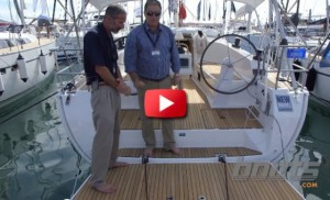 Bavaria 41 Cruiser Sailboat Video: First Look