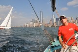 Steering the America's Cup Legend, Intrepid