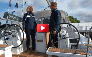 Video First Look: Beneteau Oceanis 38