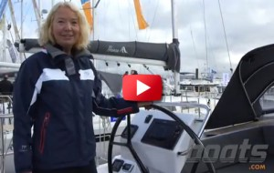 Video First Look: Hanse 445