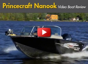 2014 Princecraft Nanook DLX WS Video Boat Review