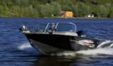 2014 Princecraft Nanook DLX WS Video Boat Review