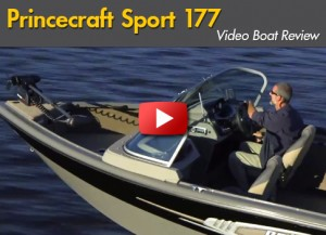 2014 Princecraft Sport 177: Video Boat Review