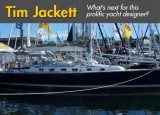 Tim Jackett: Tartan, Blue Jacket, and Jackett Yacht Design