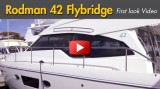 2014 Rodman 42 Flybridge: First Look Video