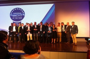 European Yacht of the Year Awards 2014