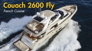 Couach 2600 Fly: French Cuisine