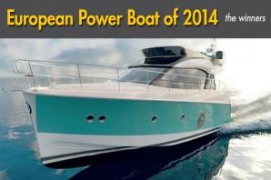 European Power Boat of the Year Awards 2014 – 5 Winners