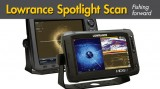 Lowrance SpotlightScan: Fishing for a Forward View