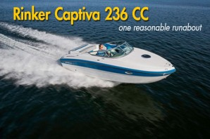 Rinker Captiva 236 CC: One Reasonable Runabout