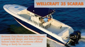 Wellcraft 35 Scarab Review: Fast Fishing Fun