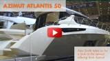 2014 Azimut Atlantis 50: First Look Video