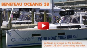 2014 Beneteau Oceanis 38: First Look Video