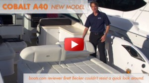 2014 Cobalt A40: First Look Video