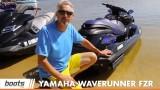 2014 Yamaha WaveRunner FZR: First Look Video