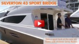 Silverton 43 Sport Bridge: First Look Video