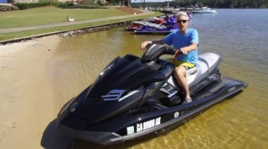 2014 Yamaha FX SVHO PWC Video: First Look