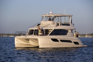 2014 Aquila 48: Video Boat Review