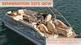 Bennington 2575 QCW Pontoon Boat Review: Top Shelf Fun