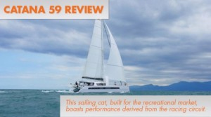 Catana 59: A Cruiser With Teeth