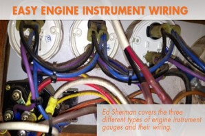 Engine Instrument Wiring Made Easy