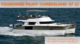 Fountaine Pajot Cumberland 47 LC Power Catamaran