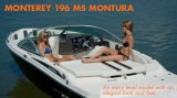 Monterey 196 MS Montura Boat Review: Size Advantage