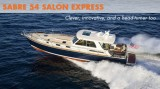 Sabre 54 Salon Express: Maine Tradition Redefined