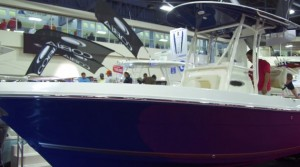 2014 Cobia 256CC: First Look Video