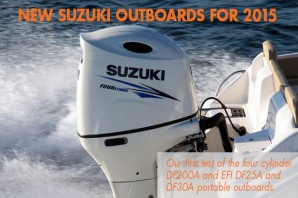 The Outboard Expert: New 2015 Suzuki Outboards