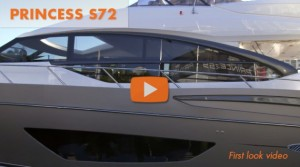 2014 Princess S72: First Look Video