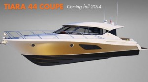 Tiara 44 Coupe: Success Breeds Success