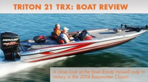 Triton 21 TRX: Bass Fishing with a Winner