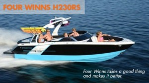 Four Winns H230RS: Family Tradition