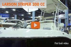 2014 Striper 200 CC Center Console: First Look Video
