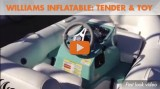 Williams Inflatable Video: Beneteau Monte Carlo 5 Tender
