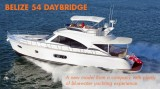 Belize 54 Daybridge: Modern Motor Yacht With a Classic Aura