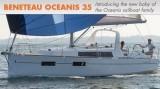 Beneteau Oceanis 35: Down-Sized, Still a Prize