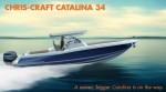 Chris-Craft Catalina 34: A Newer, Bigger Catalina is On the Way