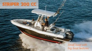Striper 200 CC: Small Boat With Big Boat Features