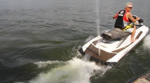 Yamaha VX Cruiser: Quick PWC Ride