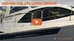 Broom 430 Aft-Cabin Cruiser: First Look Video