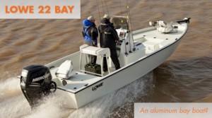 Lowe 22 Bay: An Aluminum Bay Boat?