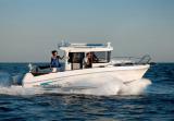 Beneteau Barracuda 7:  Foul Weather Fishing Fun