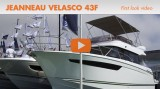 Jeanneau Velasco 43F: First Look Video