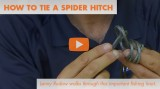 How to Tie a Spider Hitch