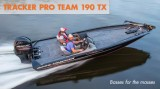Tracker Pro Team 190 TX: Basses for the Masses